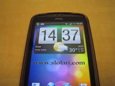 HTC Desire תמונה