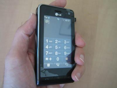 LG KU990 picture