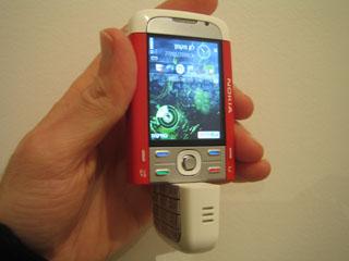 Nokia 5700 picture