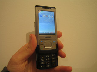Nokia 6500s picture