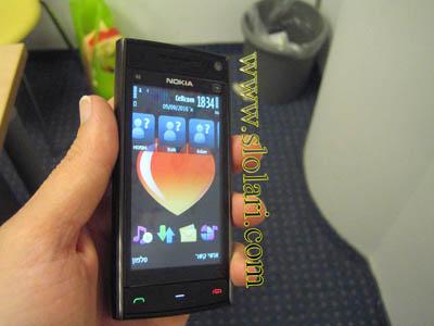Nokia X6 נוקיה  תמונה