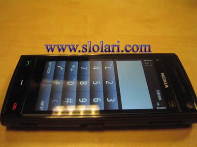 Nokia X6 picture