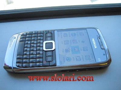 Nokia E71 picture