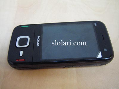 Nokia N85 picture