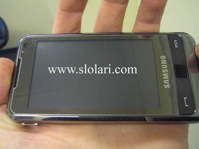 samsung omnia I900 picture